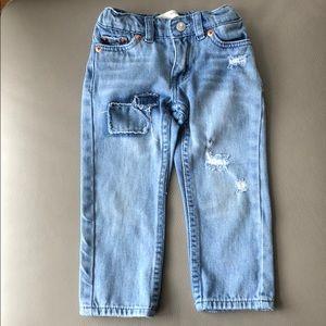 Levi's Slim Fit Jeans Size 2T